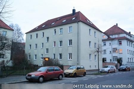 Арендованная 2-комнатная квартира в Лейпциге
