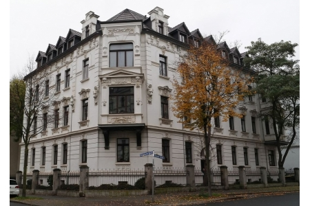 Презентабельная 3-комнатная квартира в элитном районе Лейпцига
