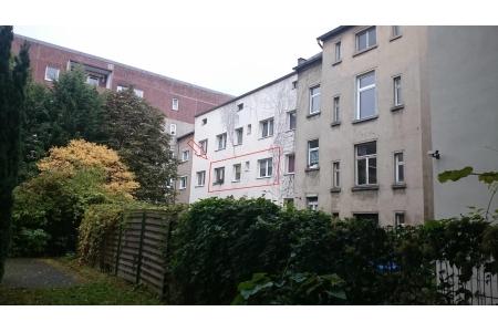 2-комнатная сданная в аренду квартира в Лейпциг-Паунсдорф