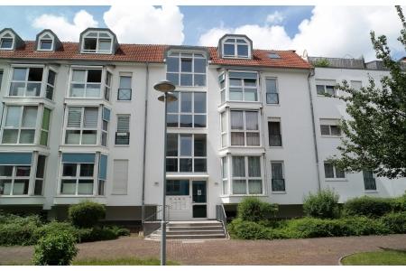 3-комнатная квартира с эркером в современном жилом комплексе в Галле
